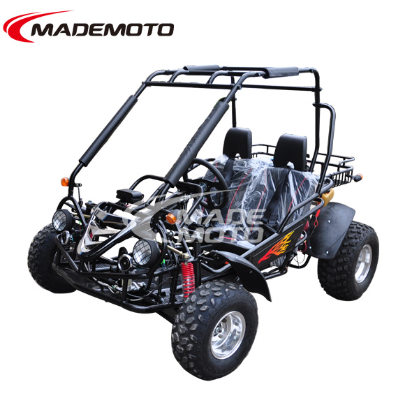 Double Seat Racing 4 Stroke Go-Kart for Adult with air cooling 150CC Wang Ye Engine