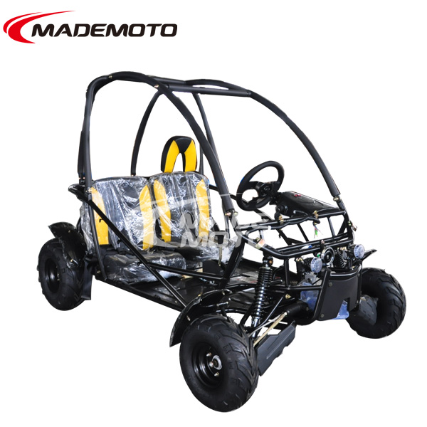 110cc 2 seat Buggy Go Kart Automatic with Reverse also can be 3+1 GearShift