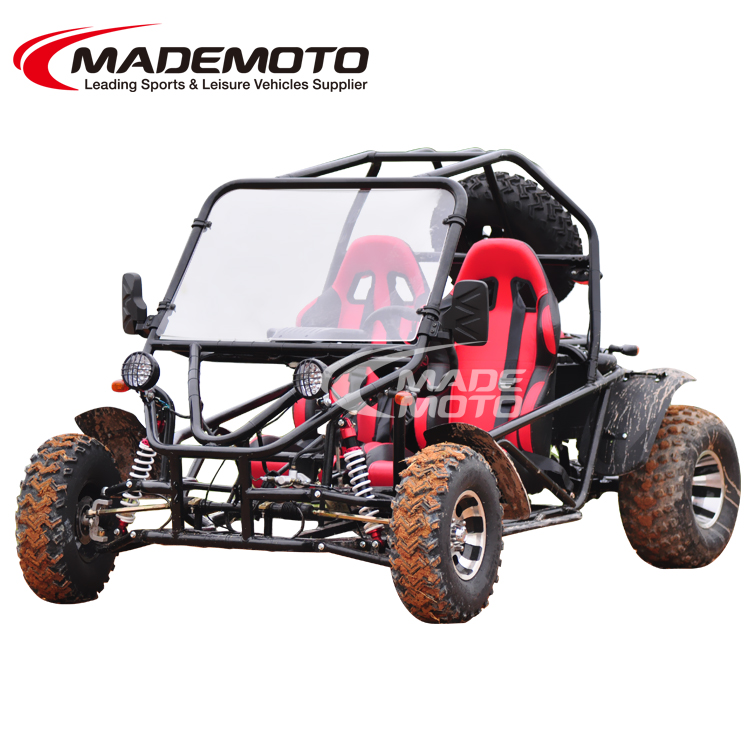 60V Electric Go Kart with 3000W AC Motor