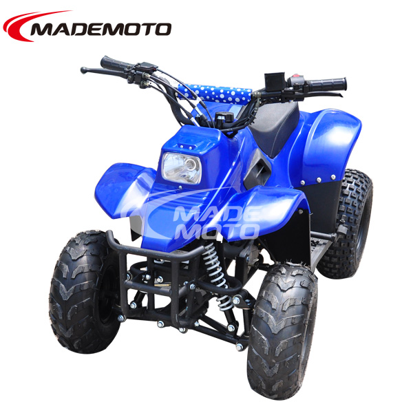 Gas Powered 4 Stroke 80cc Engine Atv
